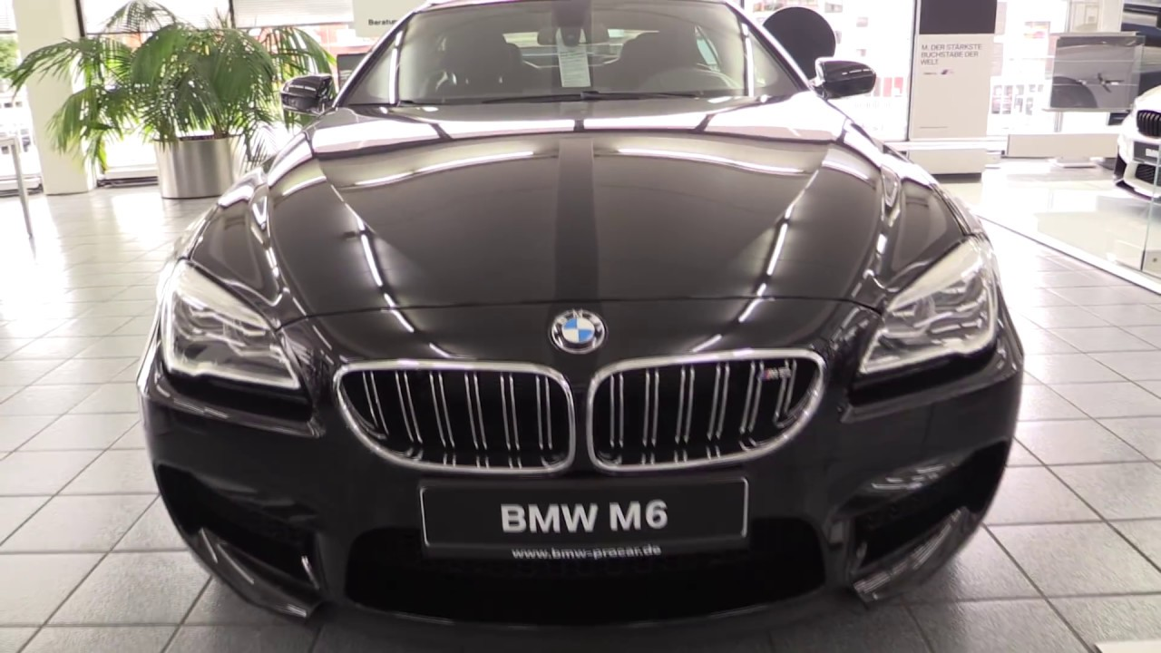 BMW M6 Gran Coupe 2017 In Depth Review Interior Exterior