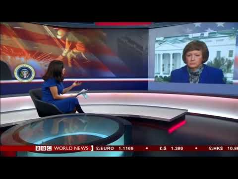 Jennifer Hillman on Trump's Aluminium and steel tariffs (BBC World News 7 March 2018)12 37 14