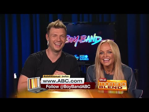 "Where To Watch ABC's ""Boy Band"" Tonight With Backstreet Boy Nick Carter & Spice Girl Emma Bunton Mp3"