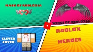 Roblox - Heroes (Prizes)