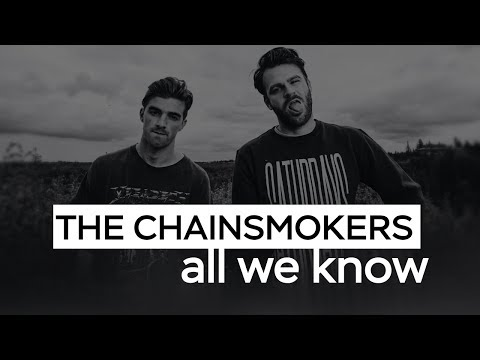 The Chainsmokers - All We Know ft. Phoebe Ryan (Official Instrumental)
