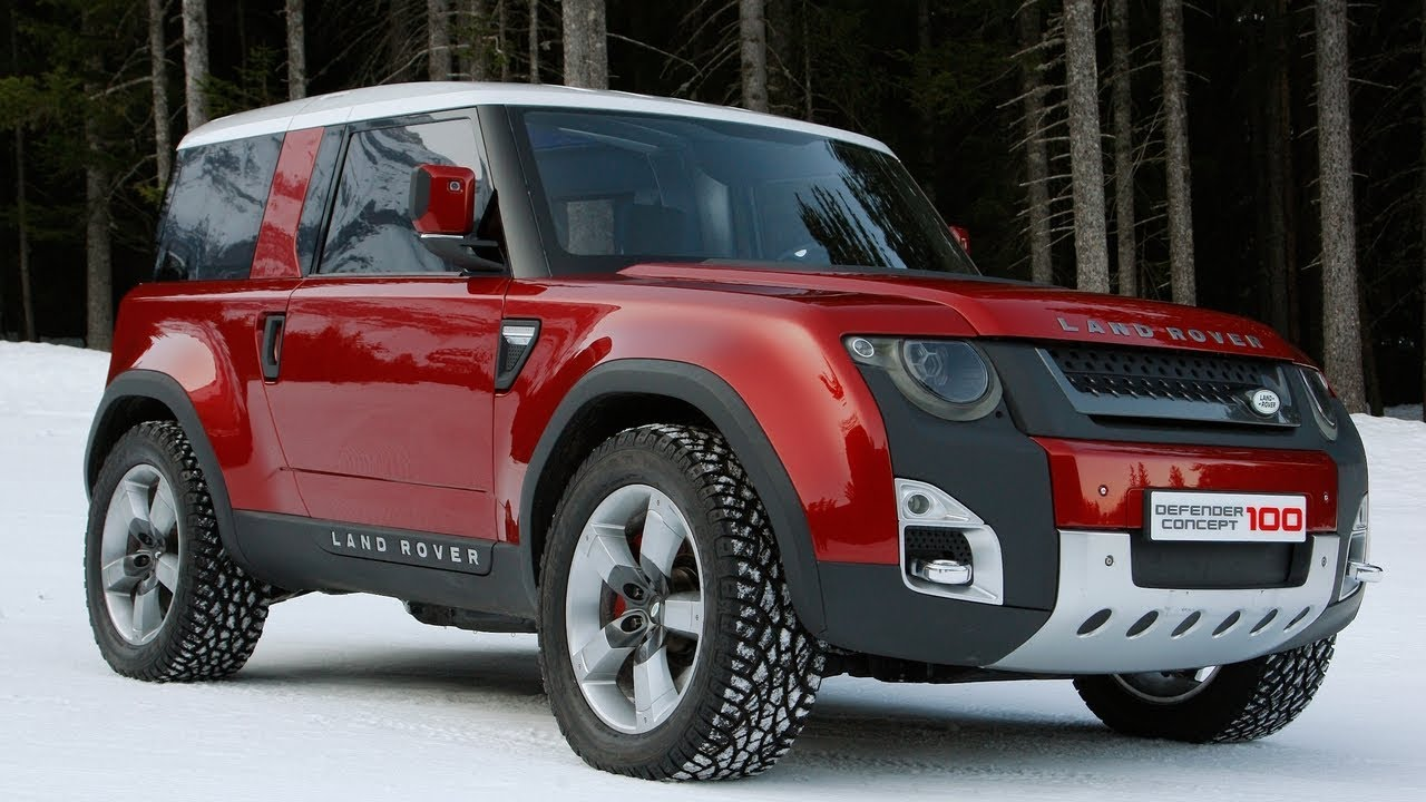 Excellent 2018 Land Rover Defender Usa Review Youtube