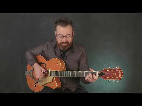 Just Thoughts | Lance Allen On Gretsch 6120-1959 Chet Atkins Model