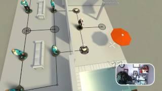 Hitman Go VR for Oculus Rift is alright
