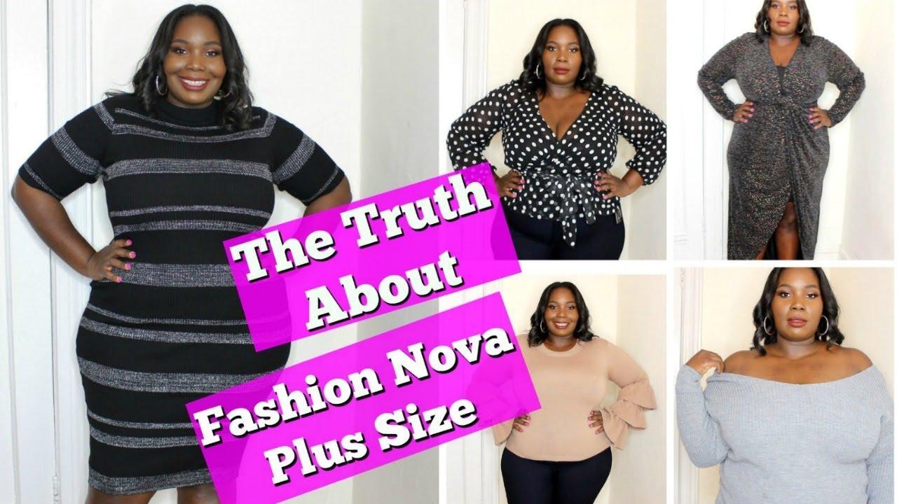 7c1ce27d445 Fashion Nova Plus Size Try On Haul   Honest Review. Stylish Curves