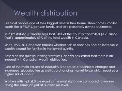 Social Class In Canada 2