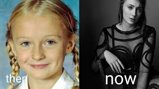 sophie turner!real life before after lifestyle