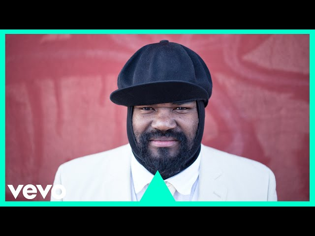 Gregory Porter – Puttin' On The Ritz (Lyric Video)