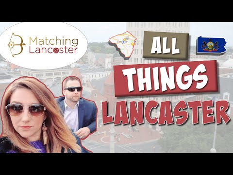 Moving To Lancaster PA? Welcome To The Lancaster Pennsylvania YouTube Guide 🏹🌹