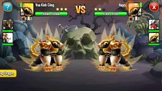 Ranking Rồng Huyền Thoại DRAGON CITY HNT choi game GAME NÔNG TRẠI RỒNG HNT Channel #172