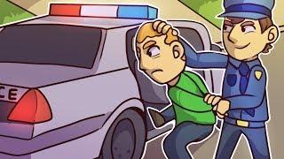 UNSPEAKABLE GAMING GETS ARRESTED!! | GTA 5 | GTA V Online Funny Moments