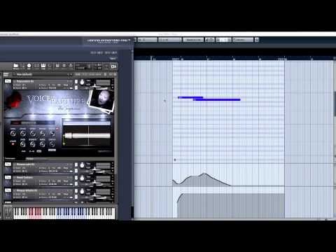 Soundiron Voice of Rapture: The Soprano - Demo Walk-through by RyanScully
