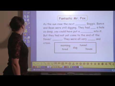 Interactive Whiteboard Tutorial
