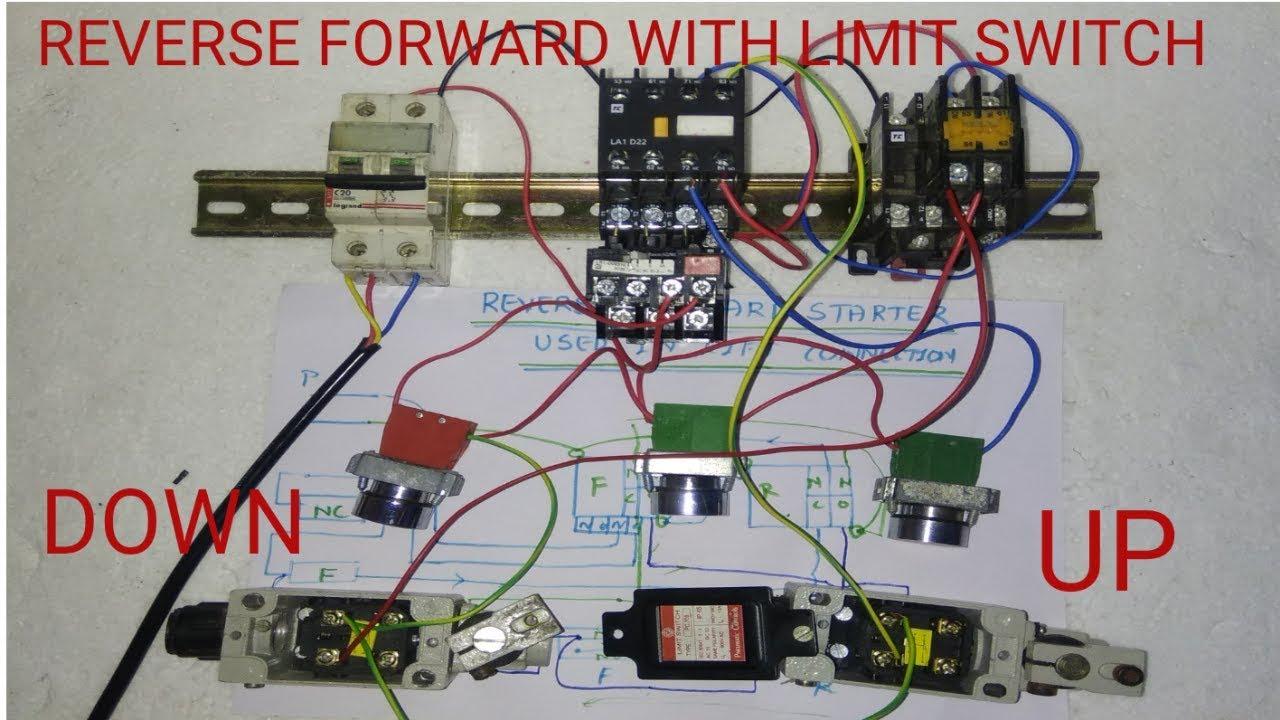 24vac Reversing Motor Schematic Simple