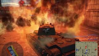 Cuộc chiến của sự cảnh giác và hồi hộp (War Thunder Gameplay)