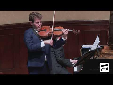 Timothy Ridout, Frank Dupree - Brahms Minnelied, Op. 71 (arr L. Tertis)