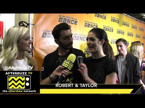 SYTYCD'S Robert Roldan says he's papa bear to Taylor Sieve and Lex Ishimoto
