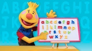 The Alphabet Song | Sing Along With Tobee | Kids Songs