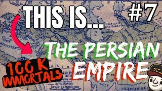 HoI4 - 100k Immortals - Restoration of the PERSIAN EMPIRE! - Part 7