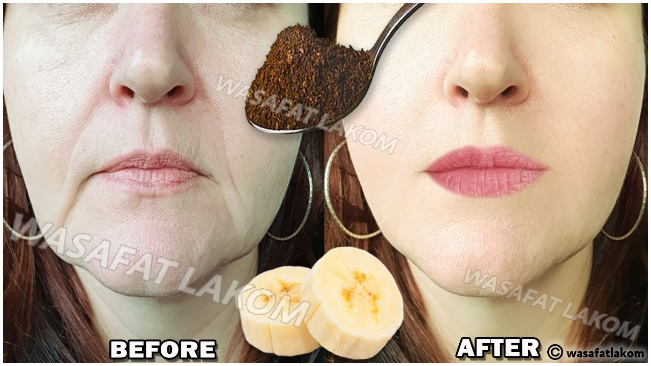Download A magical mask to remove wrinkles, remove dead skin, 🌿 make your skin tight like glass