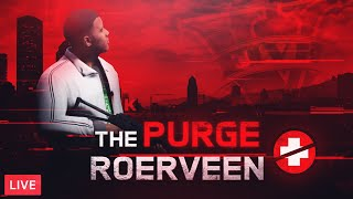 THE PURGE ROERVEEN! | Livestream #68 | Iddo