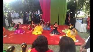 Indian Wedding - Bhumro Bhumro Mission Kashmir - Dance Choreography