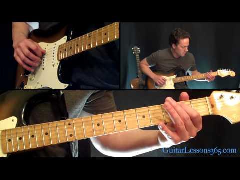 Day Tripper Guitar Lesson - Famous Riffs - The Beatles