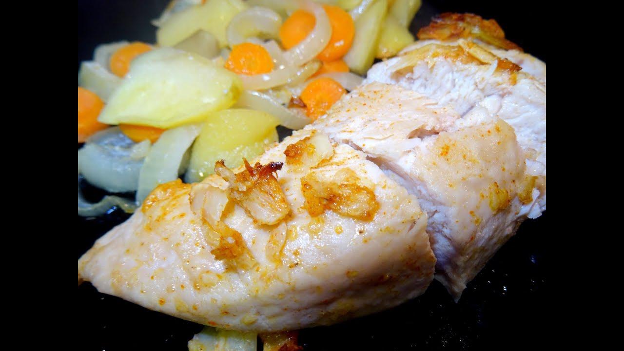 Receta solomillo de pavo al horno con manzana youtube - Solomillo de ternera al horno con mostaza ...