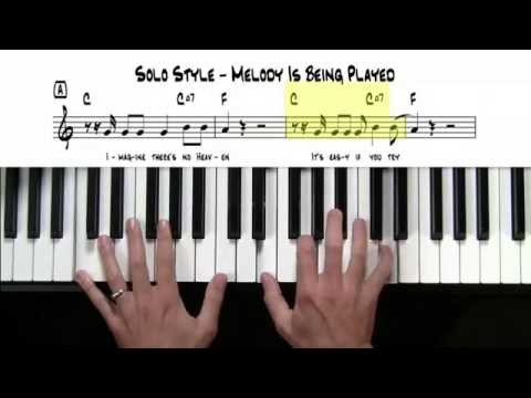 Imagine John Lennon - Piano Lessons