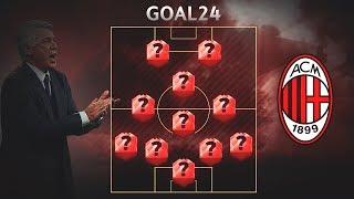 Символическая сборная «Милана» в XXI веке: от Диды до Шевченко - GOAL24