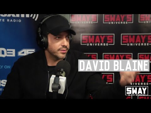 David Blaine The World's Greatest Magician/Illusionist Scared The Entire Room With His Magic