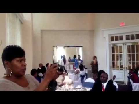 Military Wedding Atlanta U.S. Army Ranger Surprises Bride with Famous Singers Wedding Officiants GA.