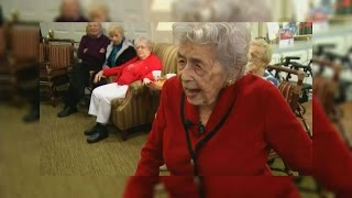 108-year-old woman rescued by complete strangers in beautiful act of kindness HD