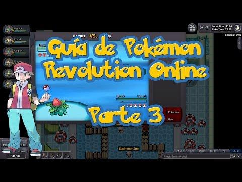 Guía de Pokémon Revolution Online - Parte 3 / Ubicación del libro perdido de Bill