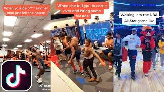 3 Vets Challenge Dance (Stop and Look Back) | TikTok Compilation