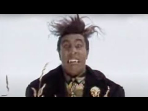 The fight - Red Dwarf - BBC comedy