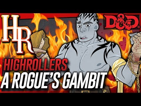 High Rollers: A Rogues Gambit #4  A Noble Sacrifice
