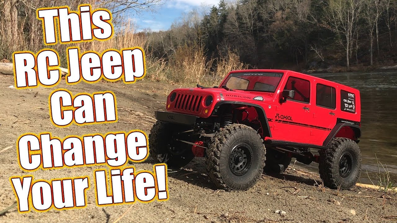 best rc trail adventure truck axial scx10 ii 2017 jeep wrangler unlimited crc rtr rc driver. Black Bedroom Furniture Sets. Home Design Ideas