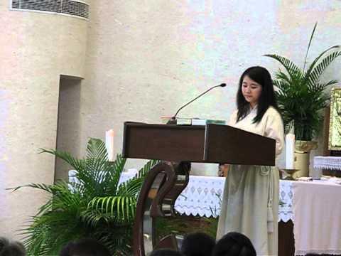 Mazmur Perayaan Ekaristi Minggu Palma