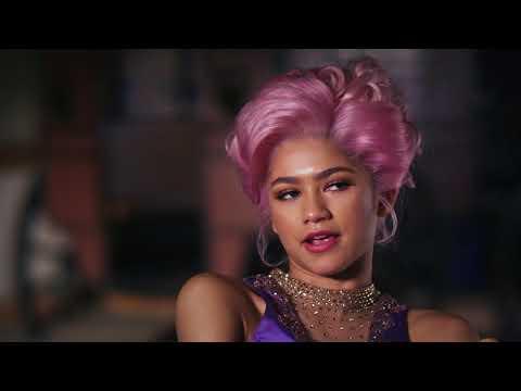 The Greatest Showman Interview Zendaya 4