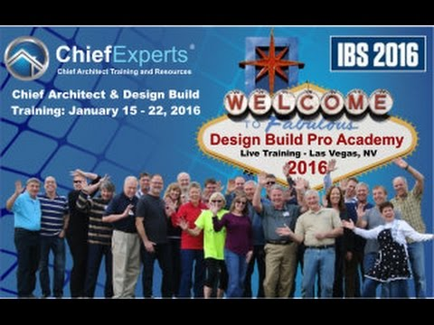 Design Build Pro Academy in Las Vegas 2016