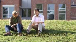 Video Pesan dari Jerman | Nur Pamungkas Manirjo dan Jibran Shidqie