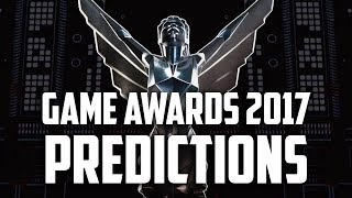 Game Awards 2017 - PREDICTIONS OF ALL WINNERS!