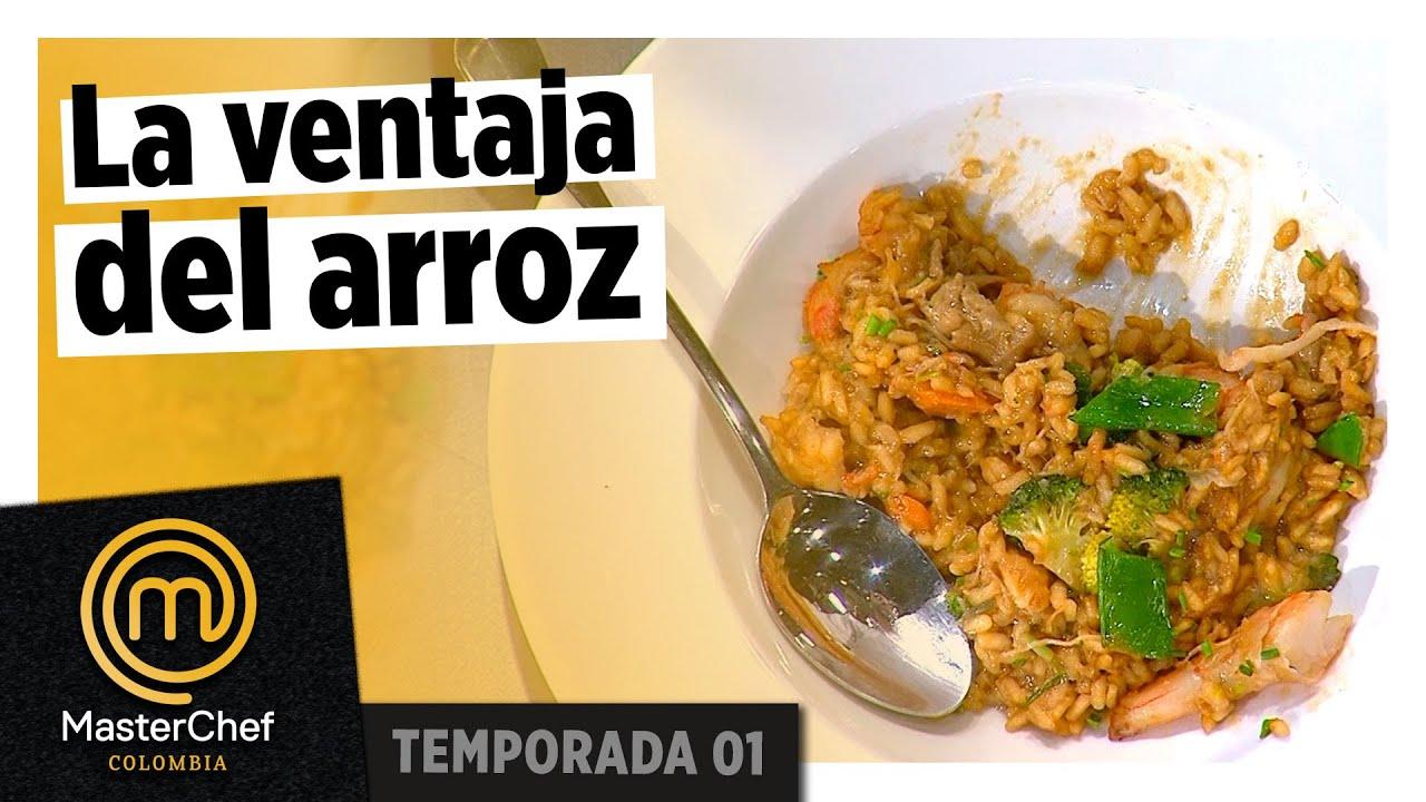 Arroz oriental de Esteban y la elección para el próximo reto | MEJOR PLATO | T1 |MASTERCHEF COLOMBIA