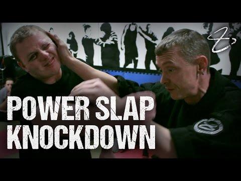 Power Slap Knockdown