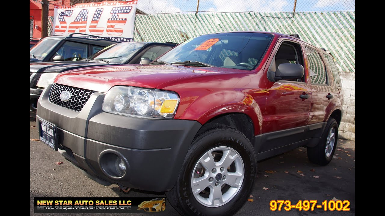 2005 Ford Escape Xlt V6 4x4 Youtube