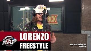 [EXCLU] Lorenzo - Freestyle (Prod. Origami) #PlanèteRap