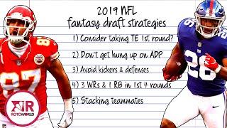 Rotoworld's 2019 Fantasy Football Draft Strategies | NFL | NBC Sports