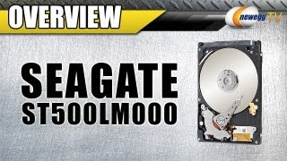 Seagate Solid State Hybrid 500GB Hard Drive Overview - Newegg TV