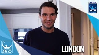 Nadal Federer Count Down To Nitto ATP Finals 2017